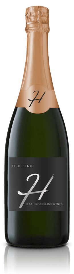 Ebullience Wine Bottle